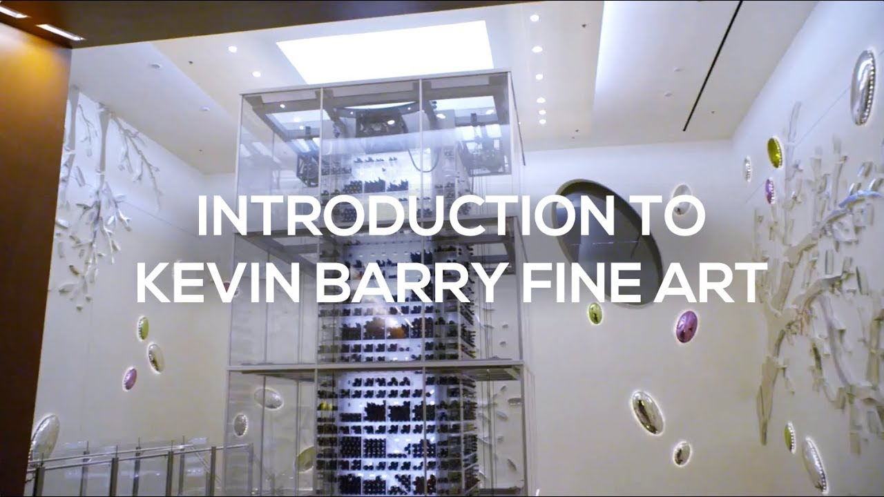 Introduction To Kevin Barry Fine Art Art Consultants Youtube