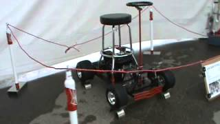 Bar Stool Kart