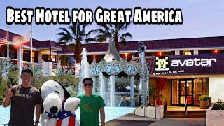 Hotel Review and quick trip to Cedar Fair's Great America