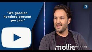Adriaan Mol (Oprichter Mollie): 'We groeien honderd procent per jaar'