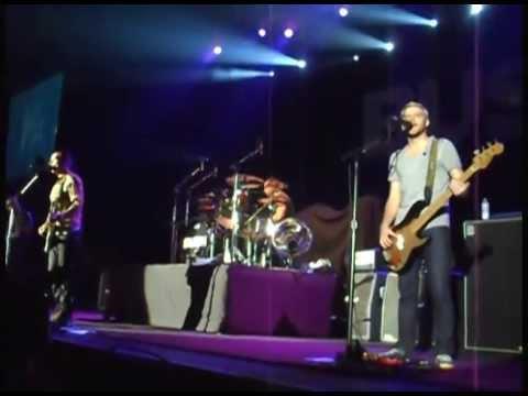 Bush: Live in Manila 2012