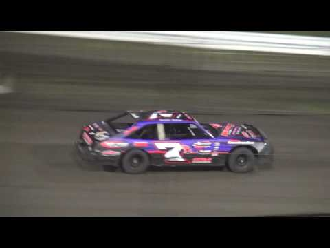IMCA Hobby Stock feature Southern Iowa Speedway 4/26/17