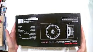 Обзор коаксиальной акустической системы ACV SB 622  Отзыв  Прослушивание