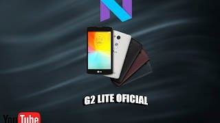 Android 7.1 para o LG g2 Lite //Cyanogenmod 14 \\