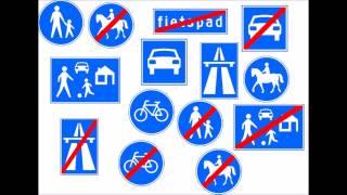 Kinderen Leren - Verkeersborden (6-13 jaar) - Wist je dat?