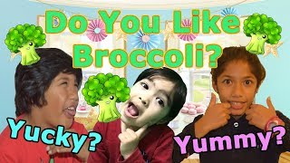 Do You Like Broccoli Ice Cream? 初コラボ with MiKEJM TV