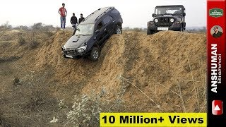 Fortuner, Thar, Storme 400, Endeavour: Trying a vertical cli...