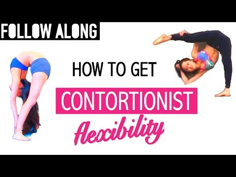 Free Download How To Get As Flexible As A Contortionist Mp3 dan Mp4