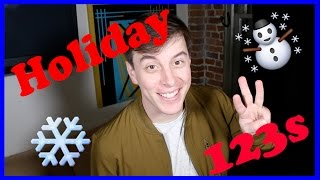 The Holiday 123s   Thomas Sanders