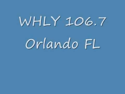 WHLY 106 7 Orlando FL  March 1985