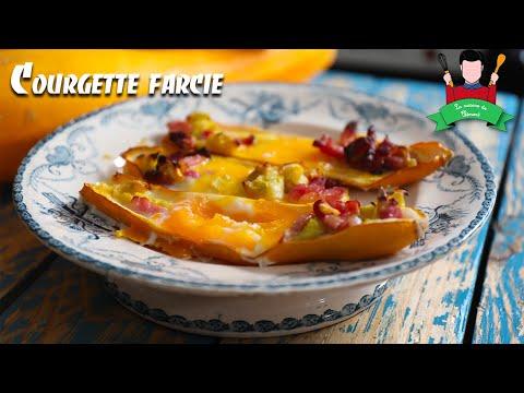 recette-:-courgette-farcie-lardon-oeuf