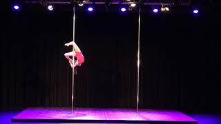 2018 US Pole Dance Championship Amateur Division - Sara Joel