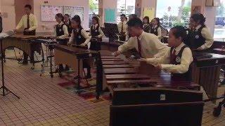 香港學生輔助會小學(HKSASPS)_敲擊樂團_Marchi