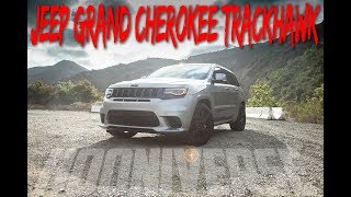 Jeep Grand Cherokee Trackhawk - I swear a lot in this one...
