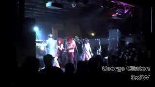 George Clinton & Parliament - Funkadelic @ SXSW 2013