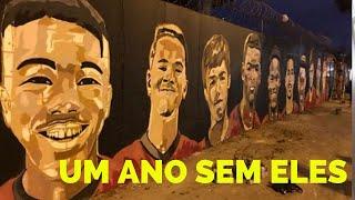 Flamengo nunca mais deveria jogar em 8 de fevereiro. Em respeito aos 10 garotos mortos no CT