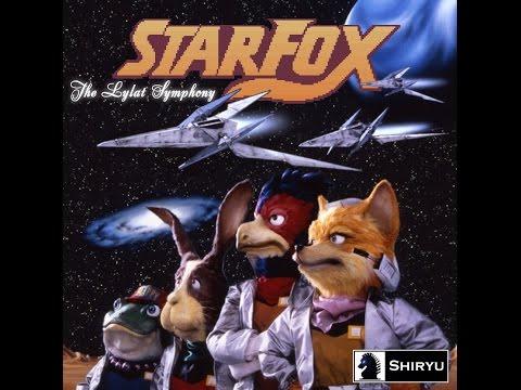 Shiryu - Star Fox: The Lylat Symphony