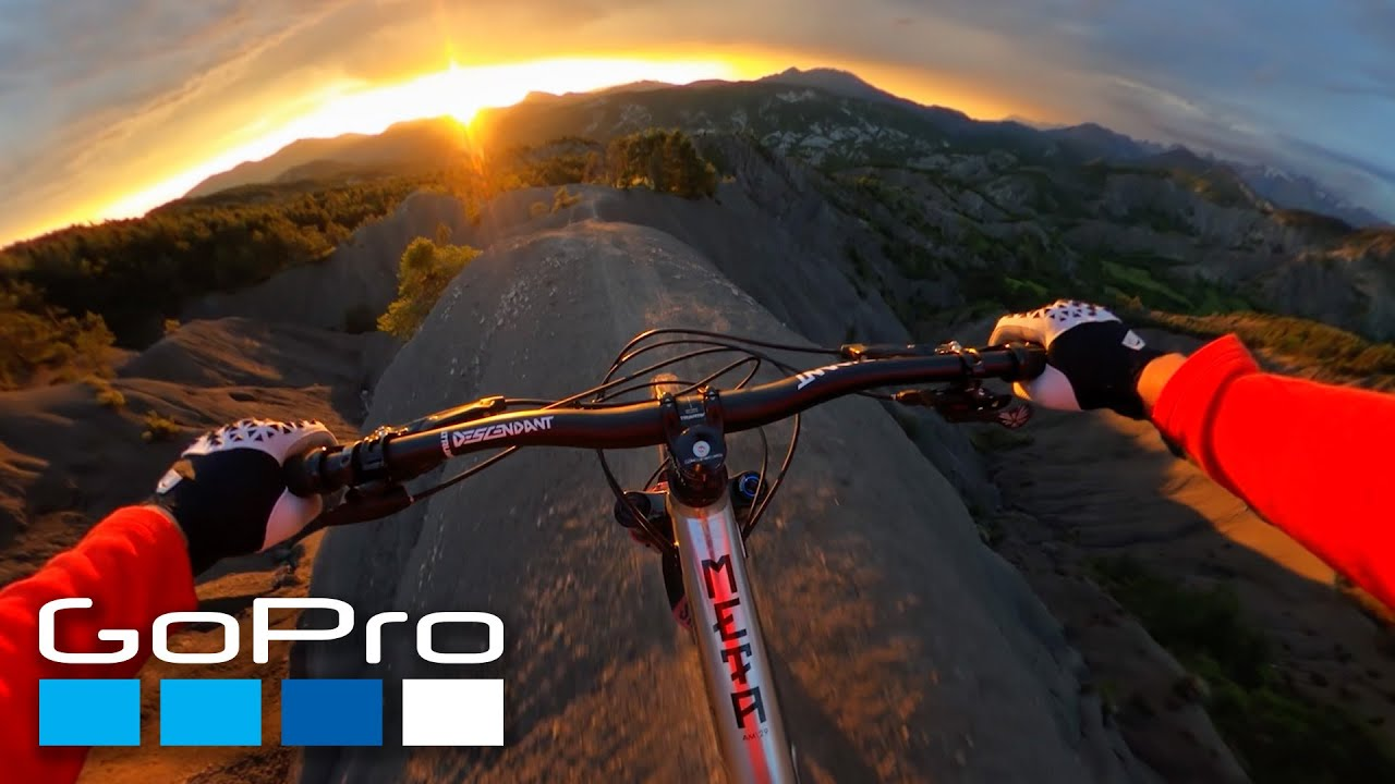 GoPro: Sunset Ridge MTB Line with Antoni Villoni