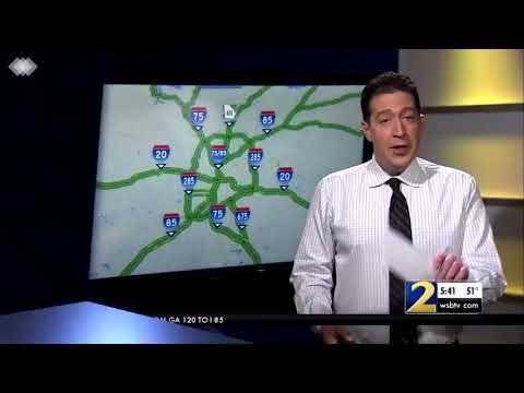 Louie Cruz - Atlanta News Team Pays Tribute To Eric B & Rakim On TV