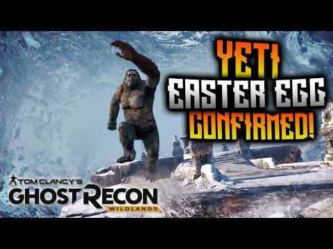 Ghost Recon Wildlands - YETI CONFIRMED Easter Egg!