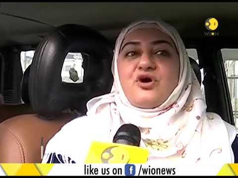 Kashmiri doctor turns snow car racer
