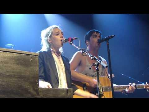 Parachute & Katelyn Tarver- When The Stars Go Blue Mojoes 7/21/12