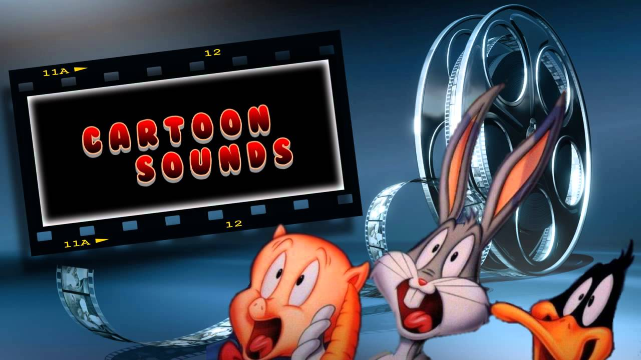 most famous funny cartoon sound effects youtube