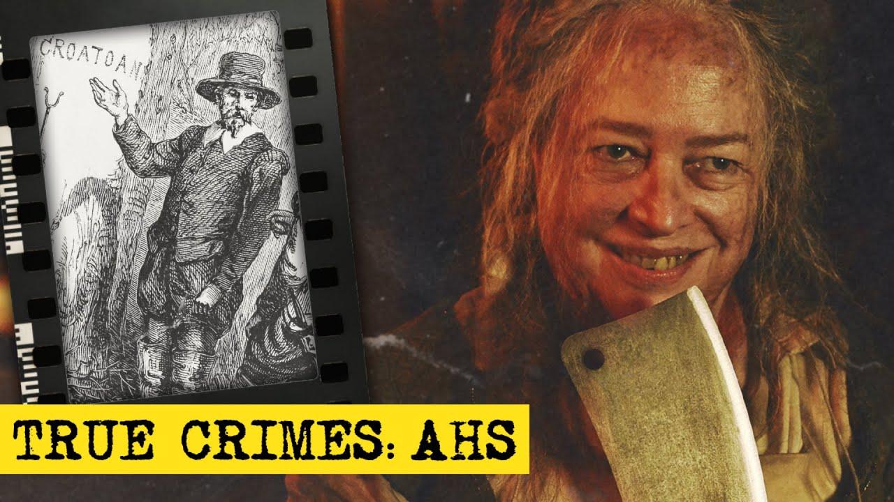Download AMERICAN HORROR STORY: True Crimes That Inspired Roanoke