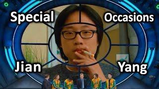 Jian Yang - Smoking (Special Occasion Compilation) Jimmy O. Yang 😊