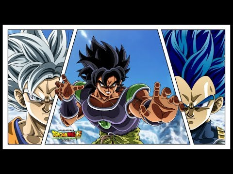 dragon ball super broly full movie watch online free 123movies