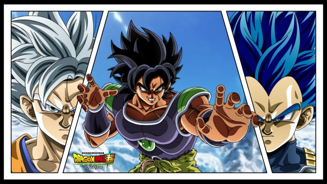 dragon ball broly movie watch online free
