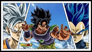Dragon Ball Super Broly Movie: The Final Battle NEW STREAM