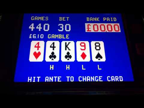 Poker-ing it out! 4 of a kind no lose gamble