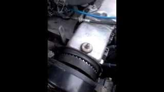 видео Lada Samara Как устранить смещение (сползание) ремня ГРМ  ВАЗ 2108-09-10 Калина