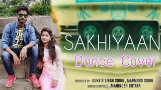 Sakhiyaan: Super Hit Dance Cover By Jai Meghwal JP || Maninder Buttar New Punjabi Song