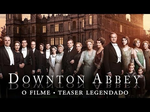 Assista ao Primeiro Trailer do Filme DOWNTON ABBEY