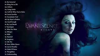 Evanescence Greatest Hits Full Album - Best songs of Evanescence HD/HQ