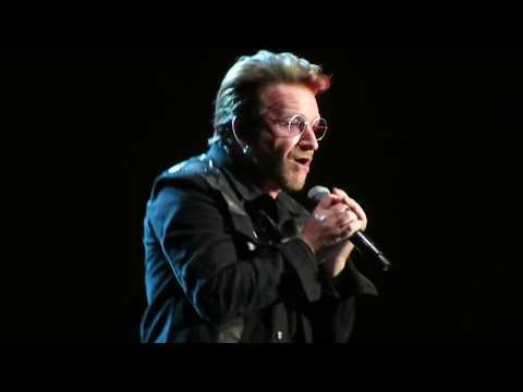 U2 - In God's Country - Live @ the Rose Bowl 5-20-17 in HD