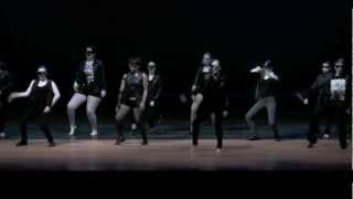 Velocity Dance Works- Gaga Dance Choreographed by Sarah Bosse