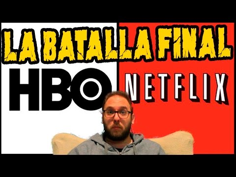 NETFLIX VS HBO: La batalla definitiva.