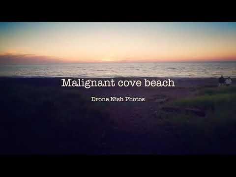 COVE BEACH NOVA SCOTIA