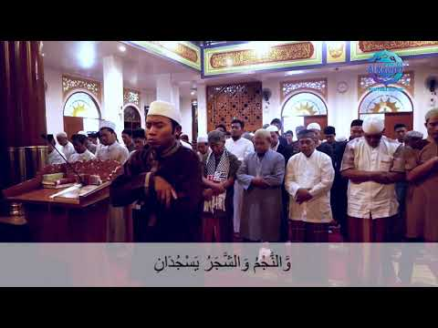Ustadz Turmudzi Imam Salat Tarawih Masjid Al Kautsar Kopo 19 Mei 2019