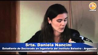 Tema: I Congreso Peruano de Cristalografía   1ra parte Completo