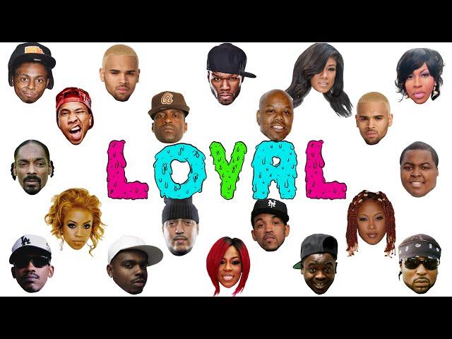 Chris Brown - These Hoes Aint Loyal - MEGAMIX