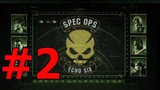 RE Operation Raccoon City Spec Ops Español Parte 2