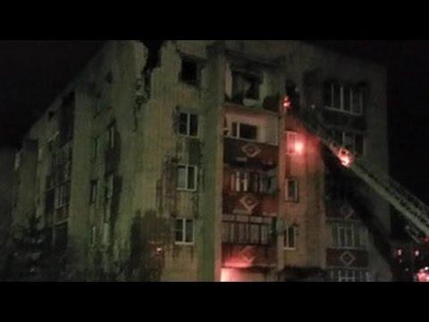 Взрыв газа в Ясногорске: жертв избежать удалось только чудом