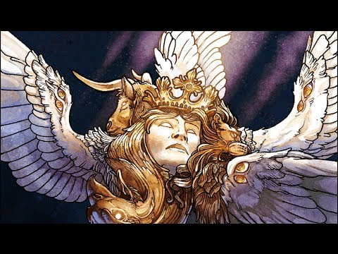 The Book of Enoch, the Cherubim, the Seraphim and the Ophannim
