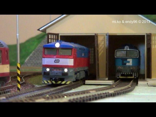 Modely TT: Zvuková bar?a 749 019-6 od MTB
