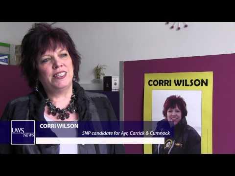 Ayr, Carrick & Cumnock Constituency Profile - Election 2015