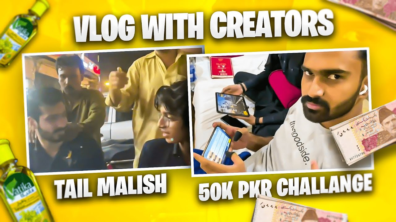 VLOG - 50,000 PKR Challenge in TDM With Dictator Gaming - Zalmi Gaming